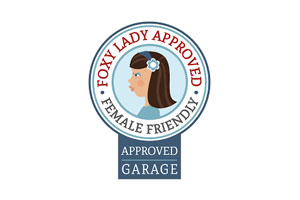 Foxy lady approved