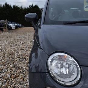 Fiat 500 (For Sale)